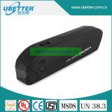 Pack batterie de la batterie au lithium de batteries d'approvisionnement 48V 9.6ah Hl02 13s3p pour le vélo E Sctoor d'E
