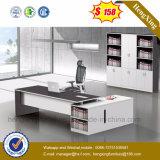 Офисная мебель меламина размера стола офиса L-Формы большая (HX-G0441)
