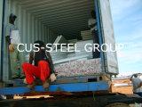 プレハブの軽い鋼鉄倉庫か鉄骨構造の工場