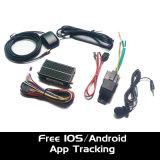 Inseguitore in tempo reale di GPS del veicolo dell'automobile con l'IOS libero/inseguimento Android di APP