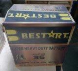 Alto rendimiento batería de coche de los 2 del año E.E.U.U. de la garantía Bci 35