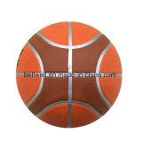 Baloncesto de goma multicolor de la insignia del OEM