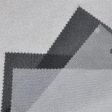 길쌈된 행간에 어구를 삽입 날실에 의하여 뜨개질을 하는 길쌈된 가용성 행간에 어구를 삽입