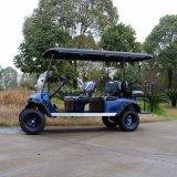 Neues Modell 4 der Cer-Bescheinigung-2017 Seater elektrische Jagd-Golf-Karre