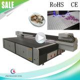 PVC/Pet/PCB를 위한 UV 평상형 트레일러 인쇄 기계