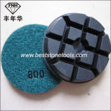 Cr-16 Soft Concrete Diamond Wet Dry Floor Grinding Polishing Pad