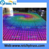 알루미늄 Satage LED 댄스 플로워