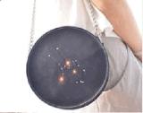 Sacchetto di cuoio del sacchetto di spalla delle donne rotonde di cuoio del sacchetto (BDMC063)
