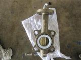Al-brons Vleugelklep met Zetel PTFE (D71X-10/16)