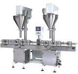 Máquina de rellenar del polvo líquido semi automático