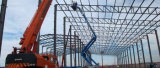 研修会の建物のための鉄骨構造フレーム