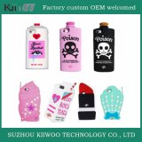 Fábrica Customized Various Kinds Silicone Rubber Phone Case