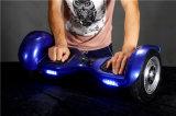 """O """"trotinette"""" elétrico 10 da roda popular da polegada dois com Bluetooth"""