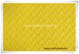 Gummiblatt-Gummimatte der Weide-Gw3013 mit EU, ISO9001, Reichweite-Bescheinigungen