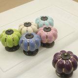 Perno di portello di ceramica della mobilia della nuova porcellana di colori
