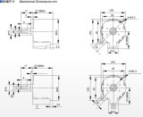 Vierphasenhauptheizungs-Klimaanlagen-Motor-Schrittmotor für Auto