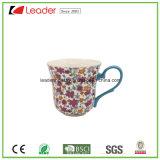 Taza de café de cerámica de encargo cómoda de la taza de té de Eco