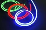 2017 최신 판매 ETL는 Warmwhite LED 네온 지구를 승인했다