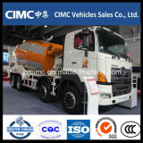 Camion 8 de mélangeur concret de Hino 6X4 à 10 Cbm