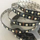 Luces de tira al aire libre impermeables del silicio LED