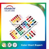 Carte époxy de couleur de peinture d'étage d'émulsion pour la publicité
