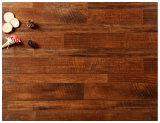 フランスの新しいデザインによって薄板にされるフロアーリングの熱い販売