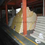 Lona de PVC para la tienda de campaña y la cubierta para Stocklot
