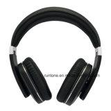 Auscultadores sem fio de Bluetooth com o ruído ativo que cancela a tecnologia dos auscultadores - as caraterísticas realçaram o baixo, microfone Inline