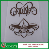 Qingyi Qualitäts-Fabrik-Vinylgewebe-Übergangs-PU-Flex für T-Shirt