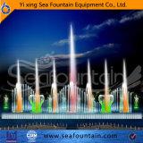 Type décoratif fontaine de combinaison d'éclairage LED de musique