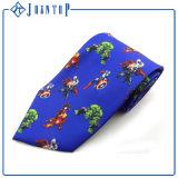 Komische Digital-Drucken-Seide-Krawatte