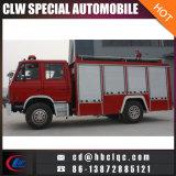 El fuego de las buenas condiciones 2000gal extingue el vehículo de lucha contra el fuego de Dongfeng del carro