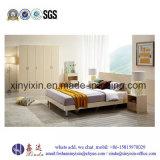 Muebles modernos del dormitorio de la melamina de la cama matrimonial de China (SH-023#)