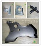 Части металлического листа высокой точности с черным покрытием Китаем