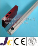 quadratisches Aluminiumrohr der Qualitäts-6063t5 und des guten Preises, Aluminiumgefäß (JC-W-10044)