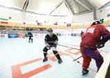 الصين ممون محترفة لعبة هوكي حلبة التزلج