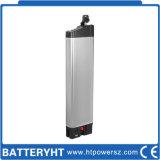 batteria di E-Bicyble del litio di 10ah 36V con il pacchetto del PVC