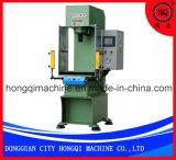 Máquina de perfuração de precisão de um pólo tipo C fabricada na China