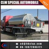6X4 HOWO 10m3のアスファルトタンク車のアスファルト分布のトラック