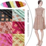 Preiswerte Zutaten für Polyester-Spitze-Gewebe der Hochzeits-Kleid-Dubai-Franzose-100