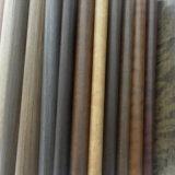 Folha rígida de PVC para capa com madeira impressa