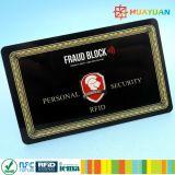 13.56MHz HF RFID преграждая карточку для предохранения от карточки