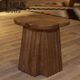 Spätester moderner festes Holz-Stuhl für lebende Hauptmöbel CH-617
