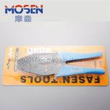 Плоскогубцы руки храповика кабеля HS-101 гофрируя для Non-Изолированного стержня