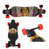 Soem begrüßte elektrisches Skateboard mit flexibler Bambusplattform