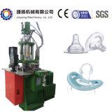 Machine van het Afgietsel van de Injectie van het uitsteeksel de Verticale Plastic met Dubbele Glijdende Lijst