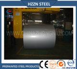 JIS G3322 pré-revestiu a bobina de aço de Aluzinc