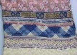 Sciarpa tessuta stampata per Gilrs, scialli caldi dell'accessorio di modo di Boho