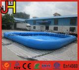Piscina inflable popular para el parque del agua en verano