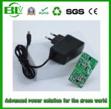 Chargeur de batterie bon marché de Li-Polymère de lithium de Li-ion des prix 4.2V 0.5A